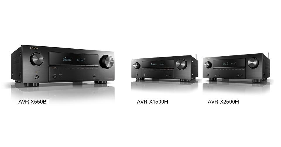 avr-x550bt ファームウェア usb